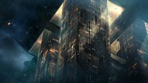 Blade Runner Blade Runner 2049 Cyberpunk Spinner Blade Runner 3840x2160 Wallpaper