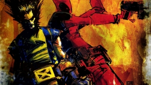 Deadpool Wolverine 1440x1080 Wallpaper