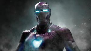 Iron Man Marvel Comics 3840x2768 Wallpaper