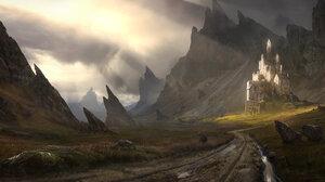 Landscape 4079x1470 Wallpaper