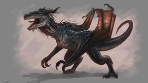 Fantasy Dragon 1575x944 wallpaper