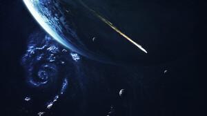 Sci Fi Planetscape 1920x1199 Wallpaper