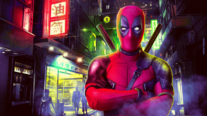Deadpool 2 Wade Wilson 3840x2160 wallpaper