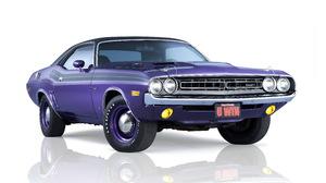 Dodge Challenger Rt 426 Hemi 4096x2731 Wallpaper