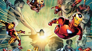 Iron Man Tony Stark 3975x3056 Wallpaper