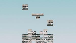 Tetris 2757x1496 Wallpaper
