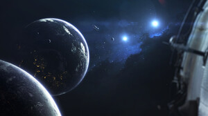 Sci Fi Space 1920x1200 Wallpaper