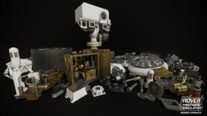 Perseverance Mars Robot Mars Rover Rover NASA 3840x2160 Wallpaper