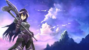Albedo Overlord Overlord Anime 1920x1080 wallpaper