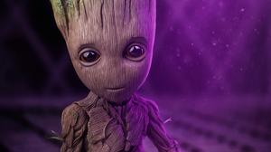 Groot Guardians Of The Galaxy Marvel Comics 3825x2152 Wallpaper