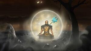 Diablo Iii Monk Diablo Iii 1598x1140 Wallpaper