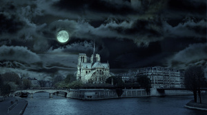 Religious Notre Dame De Paris 1920x1080 Wallpaper