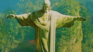 Brazil Corcovado Religious Rio De Janeiro 3200x2000 wallpaper