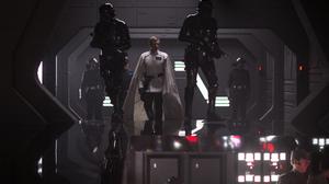 Ben Mendelsohn Death Trooper Orson Krennic Star Wars 4000x2787 wallpaper