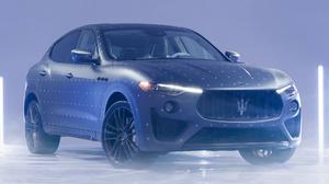 Blue Car Car Crossover Car Luxury Car Maserati Levante Trofeo Futura Mid Size Car Suv 1920x1080 Wallpaper