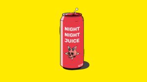 Juice Drink Yellow Drawing 8000x4500 Wallpaper