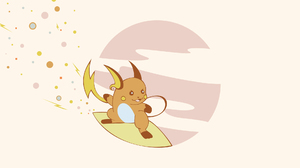 Raichu Pokemon 1920x1200 Wallpaper