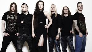 Elize Ryd Singer Band Amaranthe Metal Music Metal Band Swedish 3840x2400 Wallpaper