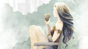 Dc Comics Wonder Woman 3840x2160 Wallpaper