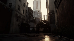 Video Game Art Video Games Screen Shot City Spider Man Marvel Super Heroes Sony PlayStation PlayStat 1858x1040 Wallpaper
