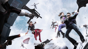 Video Game Saints Row The Third 2560x1440 wallpaper