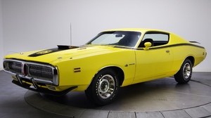 Dodge Dodge Charger Dodge Super Bee Yellow Car 3840x2400 wallpaper