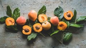 Apricot 2048x1365 Wallpaper