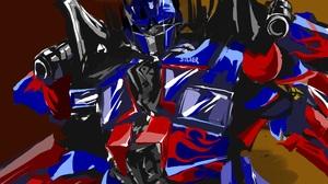 Optimus Prime 4960x3507 Wallpaper