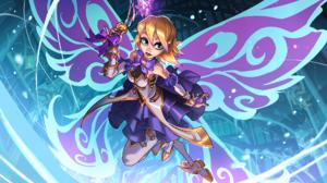 Fairy Paladins Video Game Willo Paladins 1920x1080 Wallpaper