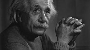 Albert Einstein 1920x1200 wallpaper
