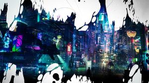 Artistic City 2200x1500 Wallpaper