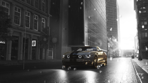 Ford Mustang The Crew 2 3840x2160 wallpaper