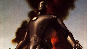 Comics Iron Man 1920x1080 wallpaper
