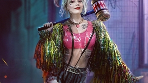 Birds Of Prey And The Fantabulous Emancipation Of One Harley Quinn Dc Comics Harley Quinn 1920x1375 Wallpaper