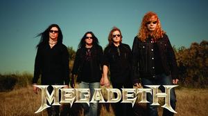 Megadeth Thrash Metal Metal Music Men Long Hair Sunglasses Music Band Metal Band Big 4 Band Logo Dav 1920x1080 Wallpaper