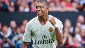 Kylian Mbappe Paris Saint Germain F C Soccer 2560x1600 Wallpaper