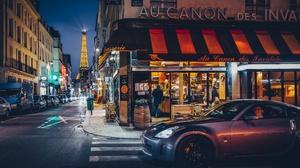 Man Made Paris 5292x3528 wallpaper