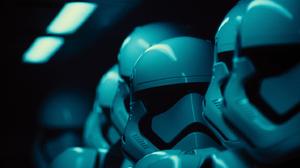 Star Wars Star Wars Episode Vii The Force Awakens Stormtrooper 1920x801 Wallpaper