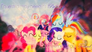 Applejack My Little Pony Fluttershy My Little Pony My Little Pony Pinkie Pie Rainbow Dash Rarity My  1920x1080 Wallpaper