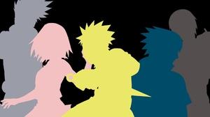 Naruto Naruto Uzumaki Sai Naruto Sakura Haruno Sasuke Uchiha 1920x1080 Wallpaper