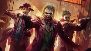 Dc Comics Joker 3840x2485 wallpaper