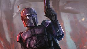 Star Wars The Mandalorian Character 2254x1268 Wallpaper