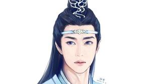 Lan Wangji Lan Zhan Wang Yibo 1920x1080 Wallpaper