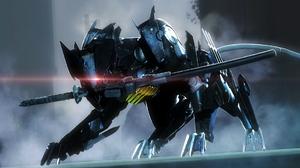 Metal Gear Rising Revengeance Robot Sword Wolf 1920x1080 Wallpaper