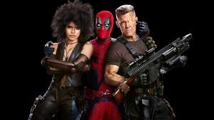Cable Marvel Comics Deadpool Deadpool 2 Josh Brolin 3840x2400 Wallpaper