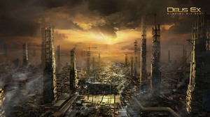 Deus Ex Mankind Divided 1920x1080 wallpaper