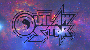 Outlaw Star Typography Space Anime 7680x4320 Wallpaper