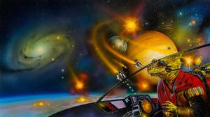 Sci Fi Alien 2871x1619 Wallpaper