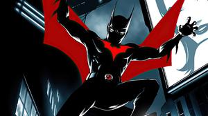 Batman Batman Beyond Dc Comics 2752x1548 Wallpaper