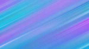 Artistic Blue Blur Colors Digital Art Gradient Lines 1920x1080 Wallpaper